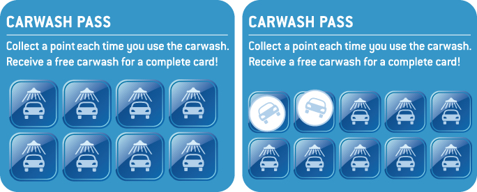 Carwash pass
